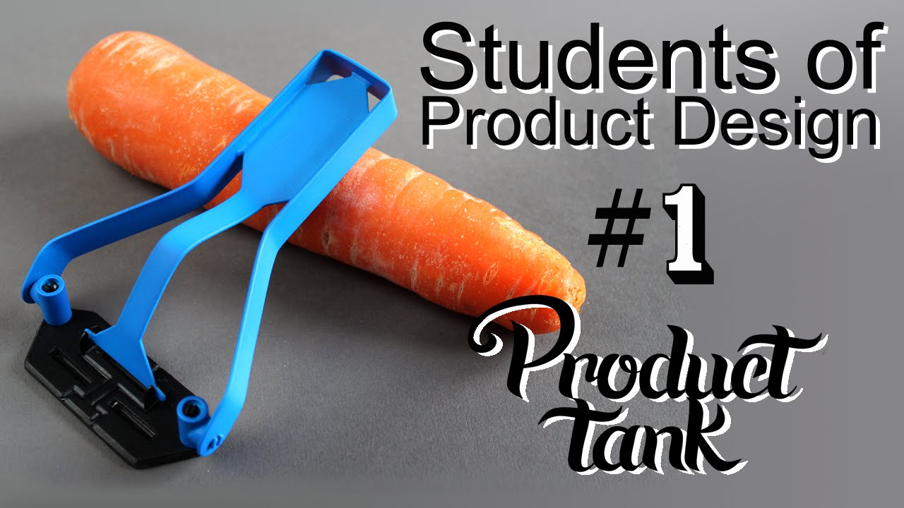 Innovation students of product design episode1 video for Innovate product design