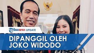 Jelang Pelantikan Wakil Menteri, Angela Hary Tanoesodibjo Dipanggil Jokowi ke Istana Negara