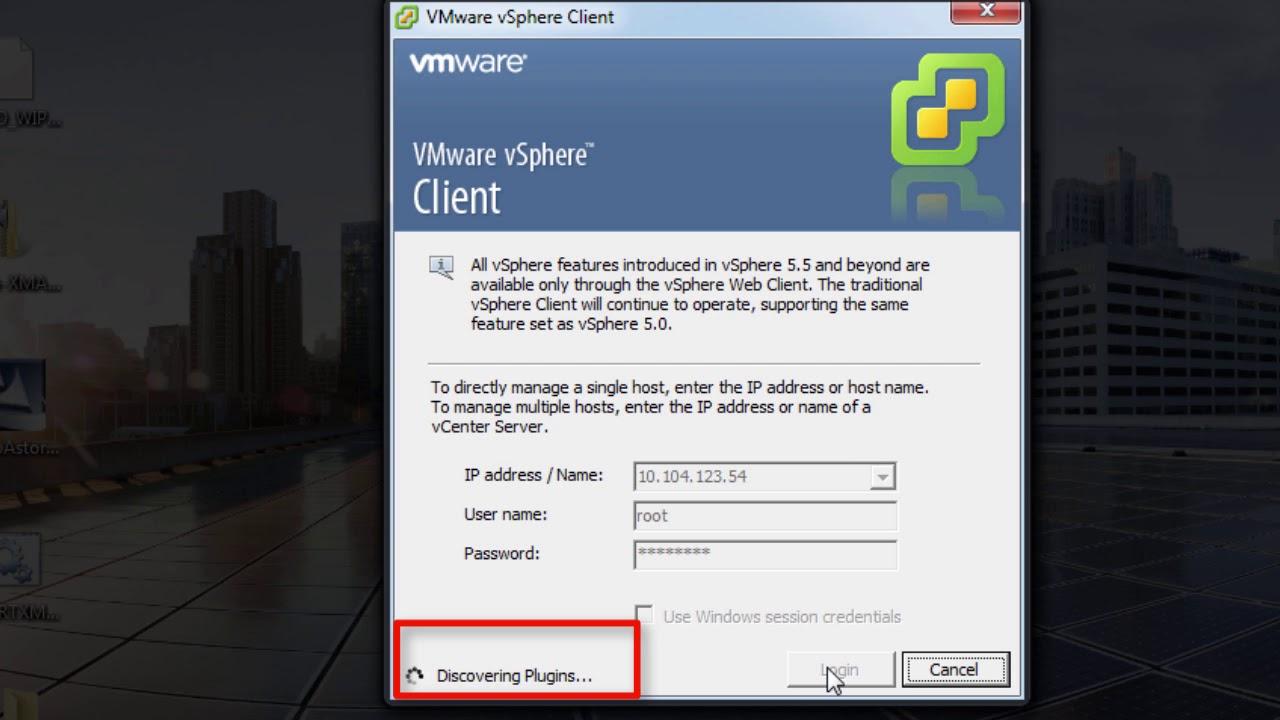 Deploy an OVA on VMWare VSphere Client