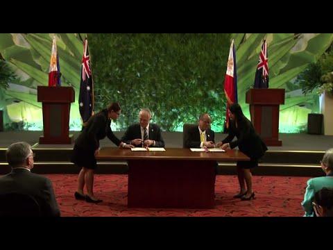 PH, Australia sign 'comprehensive partnership'