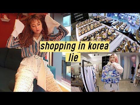 Shopping in Korea: LIE (Summer Outfits)   QQ's Show Nylon #6