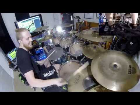 The Black Dahlia Murder -  Deathmask Divine - Drum Cover