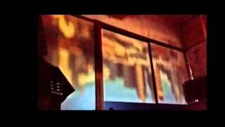 Japan Tokyo Camera Obscura in my room #2  部屋をカメラオブスキュラに2