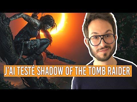 J'ai joué à SHADOW OF THE TOMB RAIDER ! Forces et faiblesses...