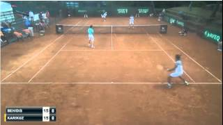 Quickest ATP Challenger Doubles final ever