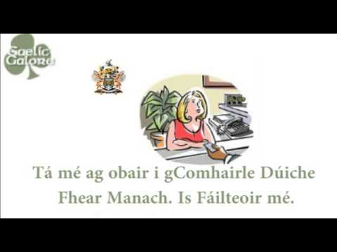 Learn Irish - Gaelic Galore - Personal Introduction - Roise 1