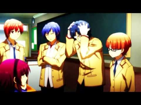 Angel Beats! - The Test (Requested) HD
