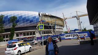 STADIUM Динамо не построен для FIFA 2018 в Москве