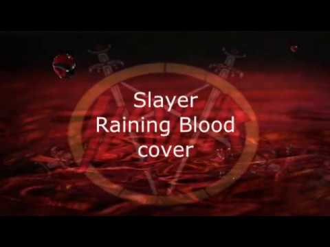 Slayer / Body Count - Raining blooD - cover