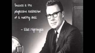 MUST LISTEN  The Strangest Secret in the World   Earl Nightingale