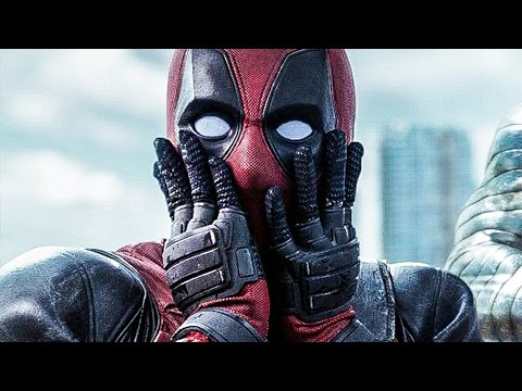 Deadpool Trailer (2016) Marvel (Deadpool Movie Full Trailer)