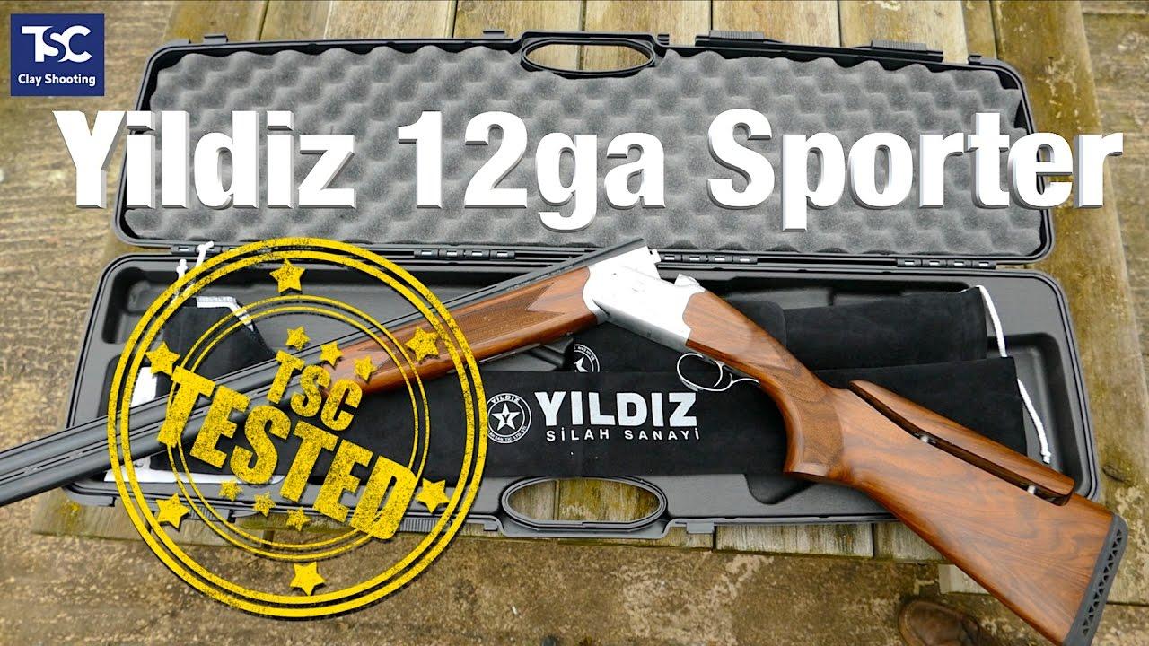 Gun Test: Yildiz 12ga Sporter