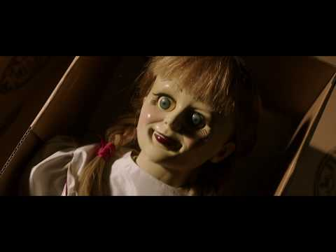 """ANNABELLE: CREATION - """"Doll Review"""" TV Spot"""