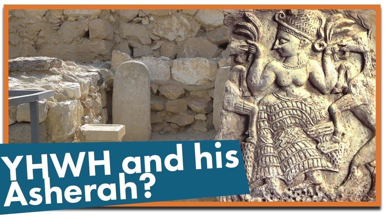 YHWH had a Wife?