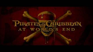 Pirates of the Caribbean at world's end Trailer
