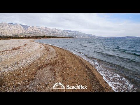 beach Pisak, Seline, Croatia