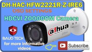 Dahua CCTV Camera DH HAC HFW2221R Z IRE6 part2
