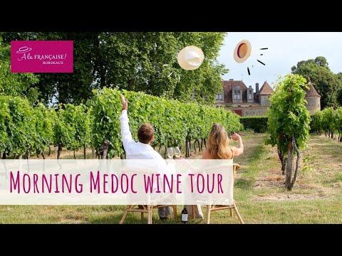 Morning Medoc wine tour