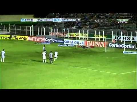 Luverdense 2-1 Bragantino