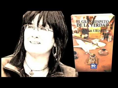 BOOKTRAILER: EL GRAN RESPETO DE LA VERDAD - BLANCA URIARTE