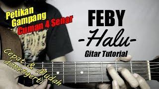 Hallo guys kali ini saya sharing lagi lagunya FEBY PUTRI - Halu guitar tutorialnya, yang pastinya dengan kunci yang mudah,gampang dan sederhana yang ...