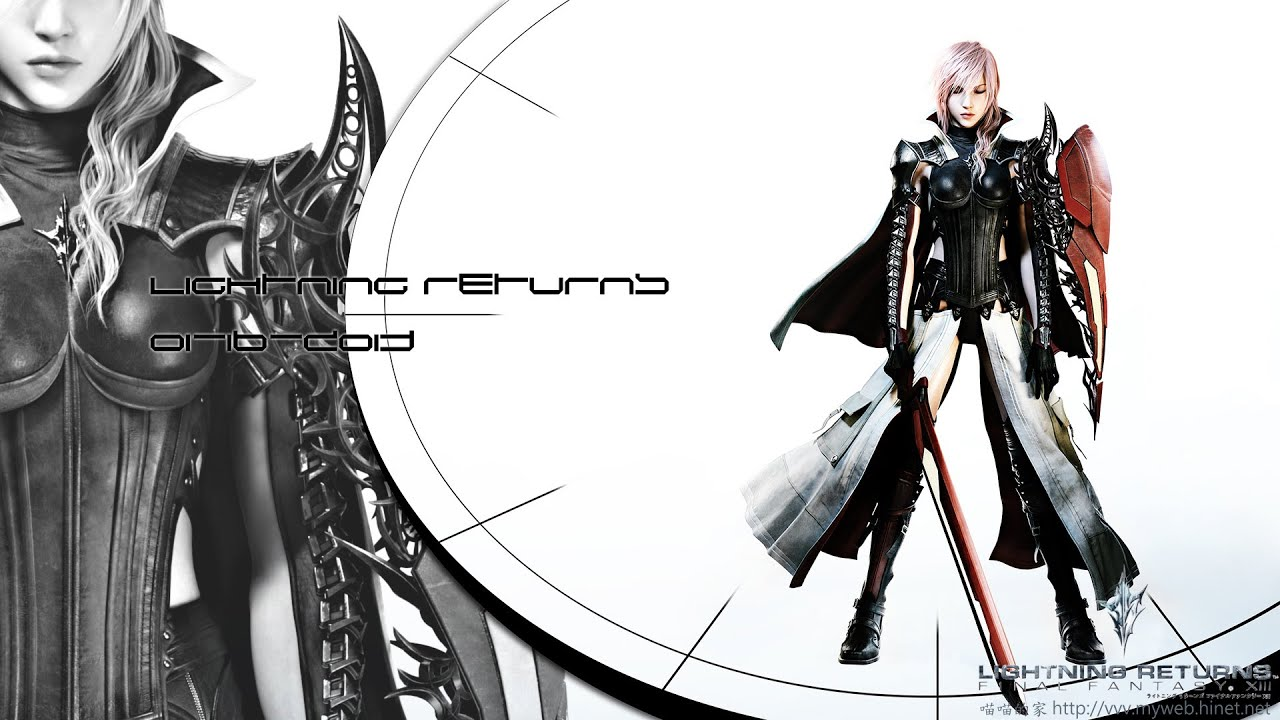lightning returns wallpaper