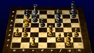 Power Chess 98 Deep Blue v Kasparov