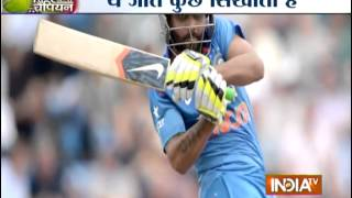 ICC Cricket World Cup 2015: India vs South Africa on 22nd Feb 2015 - India TV