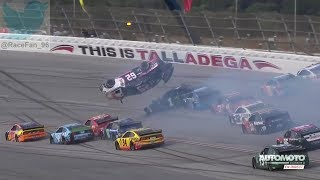NASCAR Cup Series 2019_Manche 31_1000Bulbs.com 500_Course_Big one 3 (en français - Automoto la chaîn