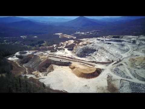 HPQ LABS - High Purity Quartz Mine - Spruce Pine NC, USA
