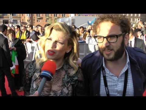 Interview with Emma Marrone (Italy ESC 2014)