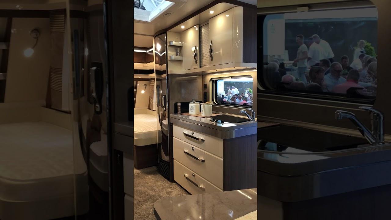 hobby caravan 495 ul prestige 2019 interieur