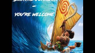 Dwayne Johnson You 39 re Welcome Morg4n Remix From Vaiana.mp3