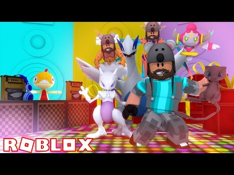 Thumbnail: LEGENDARY DANCE PARTY + DEOXYS!!!! | Pokémon Fighters EX | ROBLOX