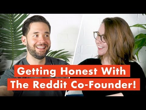 6 Awkward Money Questions With Alexis Ohanian