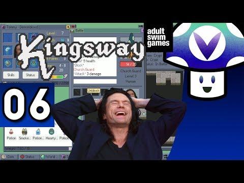 [Vinesauce] Vinny - Kingsway (part 6)