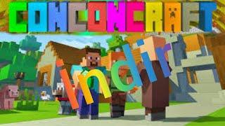 Minecraft pe ConConCraft Map Indirme