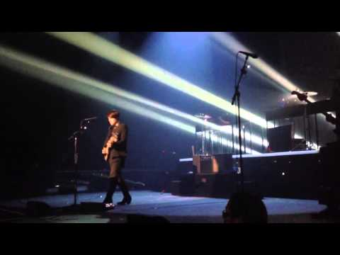 The XX open sick concert - 'Try'