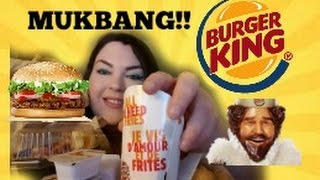 BURGER KING MUKBANG | LAST BINGE AND JOBS FROM HELL thumbnail