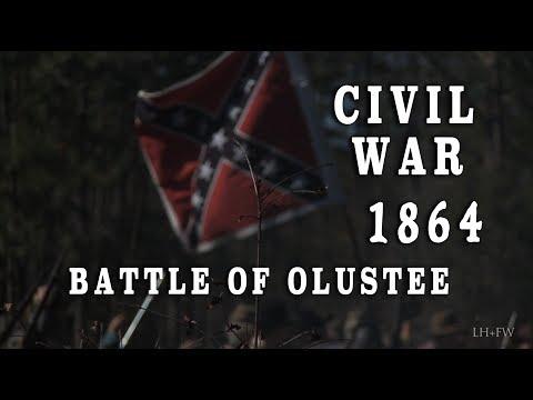 Civil War - 1864 Battle of Olustee, Florida
