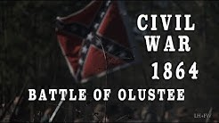 Civil War - 1864 Battle of Olustee, Florida
