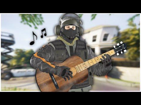 Musical Rainbow Six Siege Moments 2