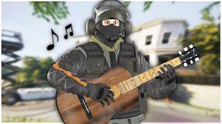 Musical Rainbow Six Siege Moments 2