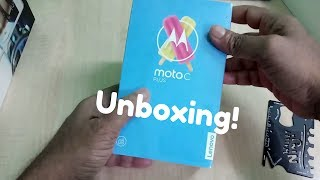 Motorola Moto C Plus: Unboxing and Hands-On!!!