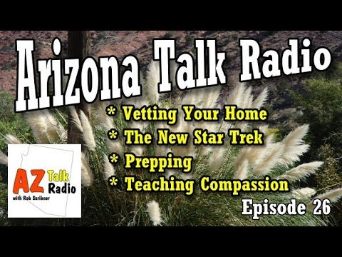 Vetting Your Household, The New Star Trek, Prepping & Teachi