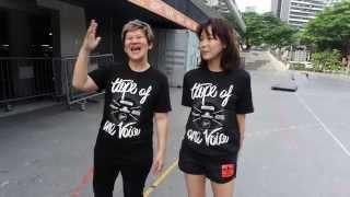 ALS Ice Bucket Challenge - Elim Chew & Olivia Ong Thumbnail