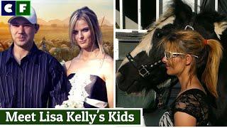 Lisa Kelly's Married & Family Life; Meet her Husband & Children