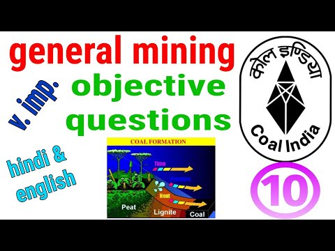 #miningexam Objective general mining questions with details | overman, sirdar | mining mcq | part 10