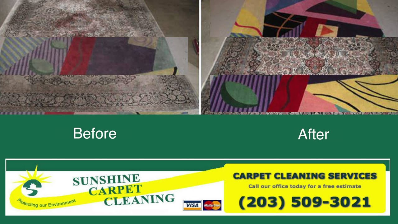 Sunshine Carpet Cleaning CT 203-509-3021 New Haven ...