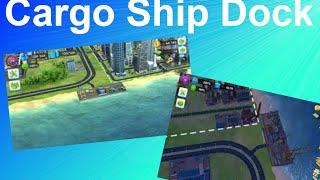 SimCity BuildIt: Cargo Ship Dock (10)